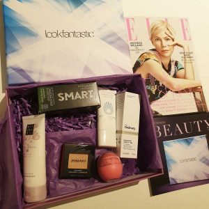 Look Fantastic Beauty Box - March 2019