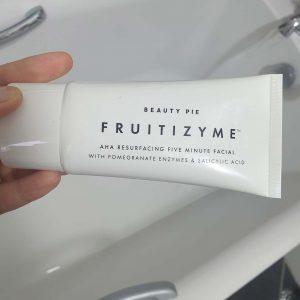 Beauty Pie Fruitizyme 5-min Facial - photo of the bottle